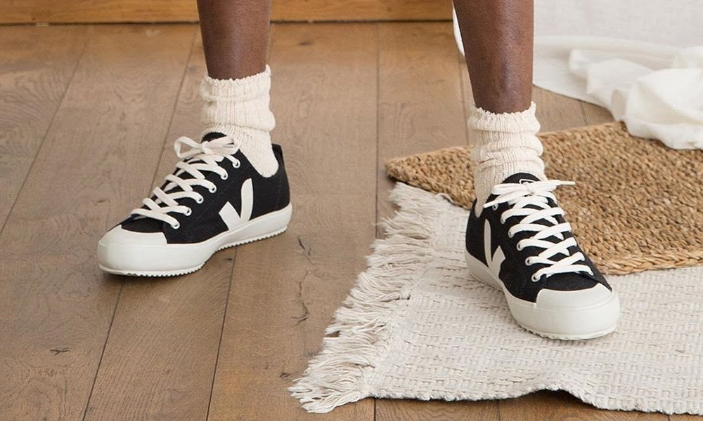 Veja sustainable trainers